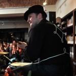 Žydų kultūros festivalis Krokuvoje @ Cheder cafe